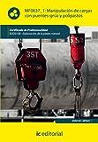 Manipulación de cargas con puentes-grúa y polipastos. IEXD0108