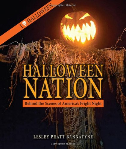 Halloween Nation: Behind the Scenes of America's Fright - Halloween-nation