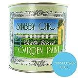 aciano azul Shabby Chic tiza jardín pintura 125ml