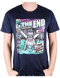 JINX Men's Crew Neck Short Sleeve T-Shirt