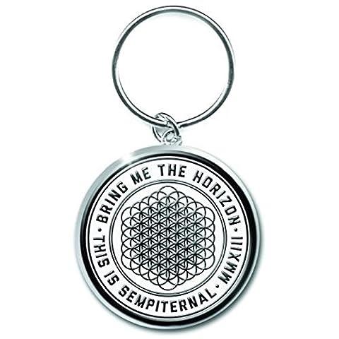 Bring Me The Horizon Porte-Clés This is Sempiternal nouveau metal Keychain