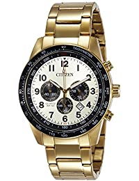 Citizen Analog Gold Dial Men's Watch-AN8162-57P