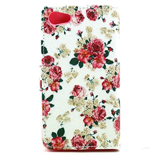 Voguecase® Pour Apple iPhone 6 Plus/6s Plus 5,5 Coque, Etui Housse Cuir Portefeuille Case Cover (my phone 03)de Gratuit stylet l'écran aléatoire universelle grandes pivoine