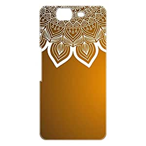 a AND b Designer Printed Mobile Back Cover / Back Case For Micromax Canvas Knight A350 (MIC_A350_3D_2019)