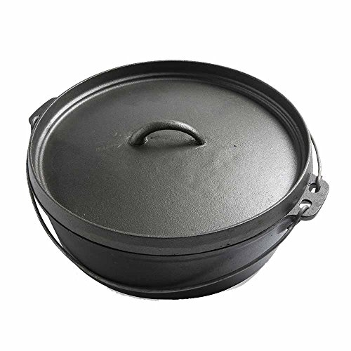 Big Green Egg Topf, gusseisern / DO