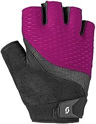 Scott Essential Damen Fahrrad Handschuhe kurz schwarz 2017