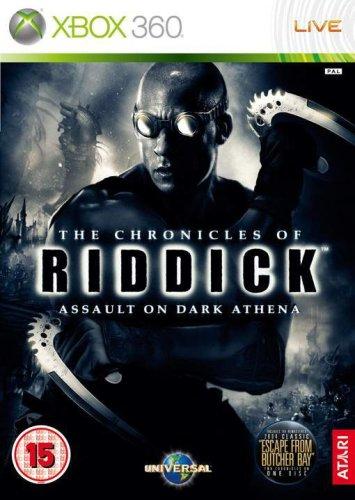 Atari Inc. The Chronicles of Riddick: Assault on Dark Athena [UK-Import]