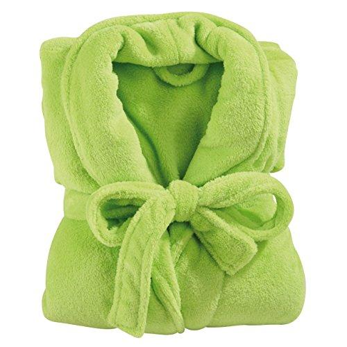 Microfaser Bademantel mint grün Grösse M Unisex