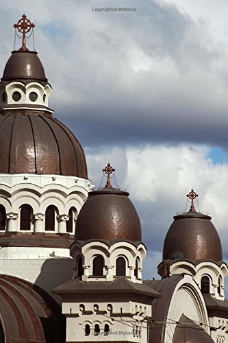 Roman Catholic Church in Targu-Mures Romania Journal: 150 page lined notebook/diary