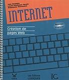 Telecharger Livres Creation de pages Web Internet (PDF,EPUB,MOBI) gratuits en Francaise