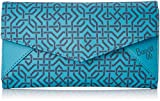 Baggit Women's Wallet (Aqua)