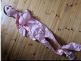Sexpuppe Sexdoll Lebensechte Liebespuppe Masturbation Sex Spielzeug Love Doll mit 3 Öffnungen TPE Sex-Spielzeug für Männer