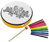 Nino Percussion Frame Drum-nino5ow
