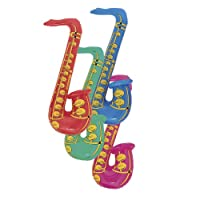 Inflatable Saxophone - Size 76.2cm / 30 inches