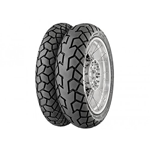 Pneu continental trail tkc 70 120/70 r 19 60v tl m&s - Continental 571244382
