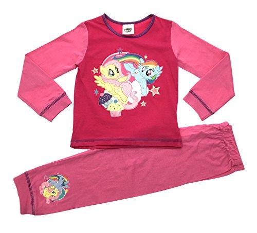 Age 4-10 Years Various Designs Girls My Little Pony Pyjamas