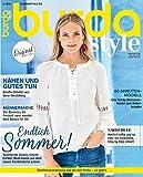 Burda style 2018 #06 Juni-Ausgabe