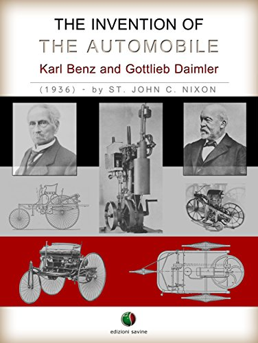 the-invention-of-the-automobile-karl-benz-and-gottlieb-daimler-history-of-the-automobile