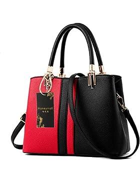Honeymall Mode-Stil Handtasche lässig Welle Paket Kuriertasche Damen weiblichen Beutel Handtaschen für Frauen...