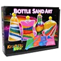 Kreative Kids Bottle Sand Art Childrens Craft Activity Set