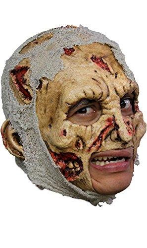 Generique - Zombie Maske Halloween für Erwachsene