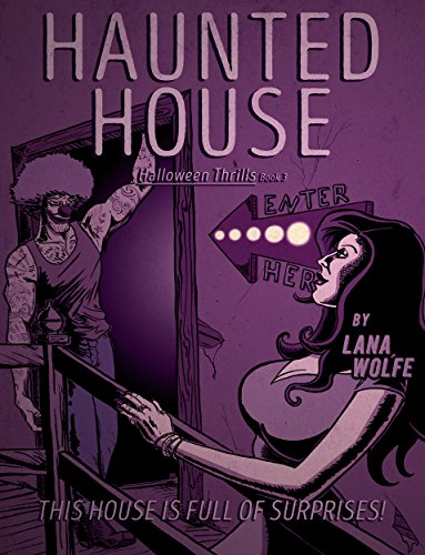 Haunted House (Halloween Thrills Book 3) (English Edition) Clown Haunted House