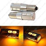 MCK Auto H6W BAX9s CANBUS LED Blinker Blinker CREE Lampen – hellste auf dem Markt – ersetzen Sie Ihre Dimm-Leuchtmittel. 800 lm