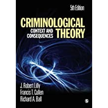 personal and criminological theory A description of the writer's personal criminological theory, explaining the occurrence of crime and why people commit crimes.