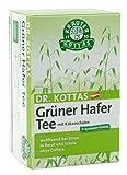DR.KOTTAS Grüner Hafertee mit Kakaoschalen Fbtl. 20 St