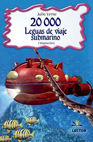 20,000 Leguas de Viaje Submarino: Clasicos Para Ninos (Clasicos Para Ninos / Children's Classics) por Julio Verne