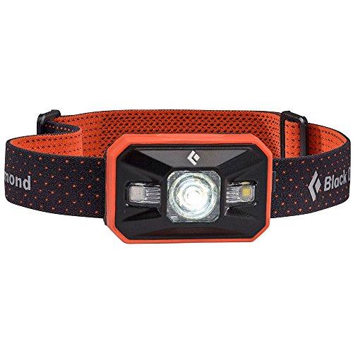 Black Diamond Storm - 350 Lumen LED Stirnlampe Wasserdicht IP67 Rotlicht Grünlicht Kopflampe