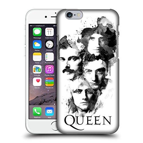 Head Case Designs Ufficiale Queen Forever Arte Chiave Cover Retro Rigida  per Apple iPhone 6   b7febdf440e