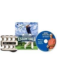 """Hank Haney Essentials Pull """"La Force de préhension"""" DVD et d'exercice pour la main"""