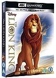 Lion King UHD [Blu-ray 4K] [2018] [Region Free]