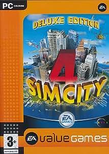 SimCity 4 Deluxe Edition - EA Value (PC CD) [Edizione: Regno Unito]