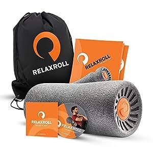 BLACKROLL by Relaxroll - Standard (Das ORIGINAL), PREMIUM Set