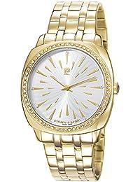 Pierre Cardin-Damen-Armbanduhr Swiss Made-PC106862S10