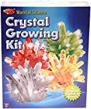 World Of Science Crystal growing Kit - Grow 4 Crystals - Experiment With Crystals. by KandyToys