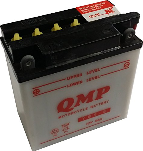 Batterie für APRILIA 50ccm SR 50 R Factory Baujahr 2005-2014 (YB9-B)