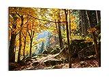 Cuadro sobre Lienzo - de una Sola Pieza - Impresión en Lienzo - Ancho: 100cm, Altura: 70cm - Foto número 2713 - Listo para Colgar AA100x70-2713
