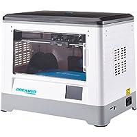 Flashforge® Dreamer 3D Drucker Doppel-Extruder Drucker mit Clear Tür und Rück Fans