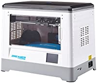 Flashforge Dreamer 3D Printer Dual-extruder Printer with Clear Door and Rear Fans