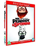 Mr. Peabody and Sherman [Blu-ray 3D + Blu-ray]