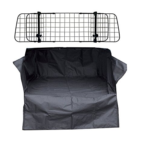 xtremeautor-car-dog-guard-with-dog-bed-boot-liner-or-rubber-boot-mat-dog-guard-boot-liner
