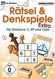 Rätsel & Denkspiele Extra - [PC]