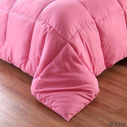 Nochx Solid Color Duvet Cover 1pc Duvet Cover Polyester
