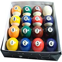 Gamesson Pool Ball Set 57mm Harvard 7ft Suitable For Trinity