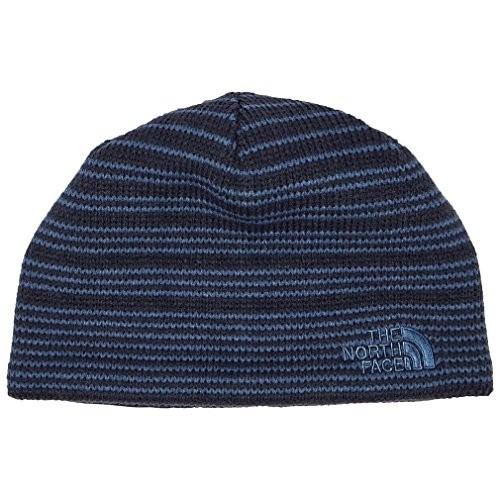 The North Face t0ahhzlmw OS Mütze Bones, Herren, Urban Navy/SHADY Blue, OS (Haube Gestickte)