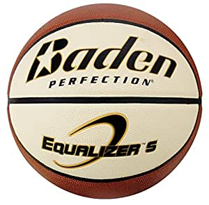 Baden Equalizer Basketball, Tan & White - Size 5