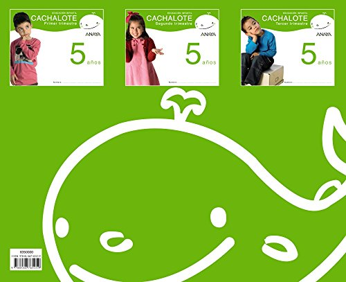 Cachalote 5 años.: Ed.Infantil. T.Autonomias. Campaña 2008